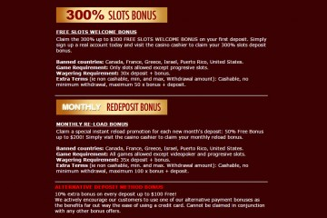 Vegas Regal Casino MCPcom bonus