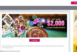 Slots.Lv Casino MCPcom bonus