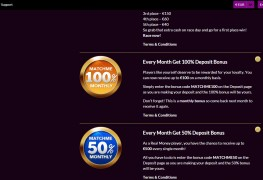Slots Magic Casino MCPcom bonus
