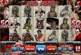Deadworld Video Slots by 1x2Gaming MCPcom