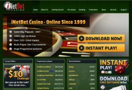iNetBet Casino MCPcom