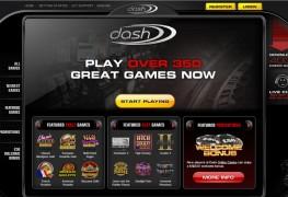 Dash Casino MCPcom home