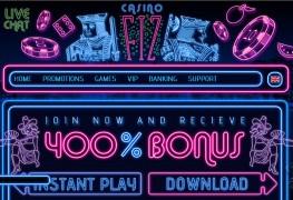 Fiz Casino MCPcom home