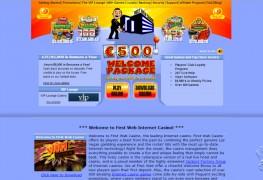 First Web Casino MCPcom