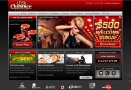 Club Dice Casino MCPcom home