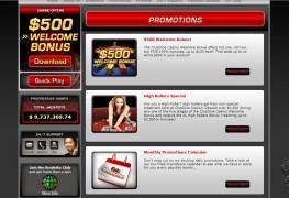 Club Dice Casino MCPcom bonus