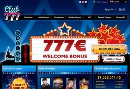 Club777 Casino MCPcom