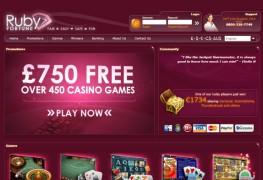 Ruby Fortune Casino MCPcom