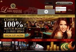 LaRomere Casino MCPcom