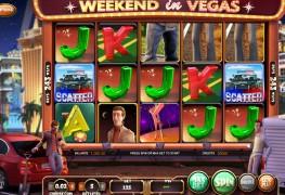 Weekend in Vega Video slots by BetSoft MCPcom