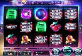 Event Horizon Video slots by BetSoft MCPcom