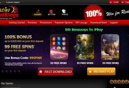 Casino RedKings MCPcom