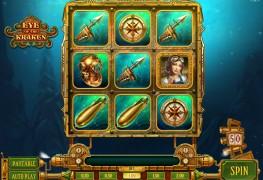 Eye of The Kraken Video Slots by Play'n GO MCPcom