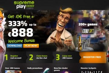 Supreme Play MCPcom bonus