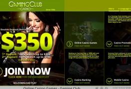 Gaming Club Casino MCPcom