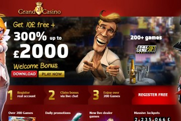 21Grand Casino MCPcom Bonus