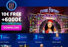 Fiz Casino MCPcom bonus