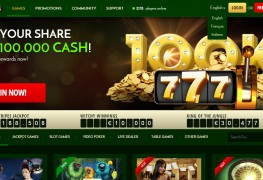 7Spins Casino MCPcom home