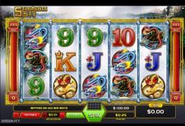Five Elements Video Slots by GameArt MCPcom