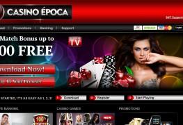 Epoca Casino MCPcom home