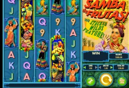 Samba De Frutas Video slots by IGT MCPcom