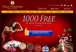 Villa Fortuna Casino MCPcom