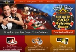 Sunset Casino MCPcom