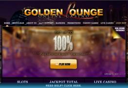 Golden Lounge Casino MCPcom home