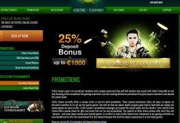 Celtic Casino MCPcom bonus