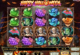 Happy Halloween Video Slots by Play'n GO MCPcom