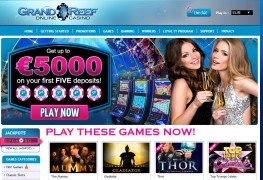 Grand Reef Casino MCPcom