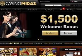 Midas Casino MCPcom