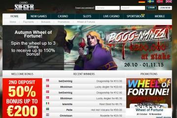 Sieger Casino MCPcom home