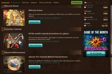 Osiris Casino MCPcom bonus