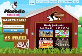 Moobile Games Casino MCPcom
