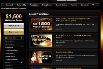 Midas Casino MCPcom 3