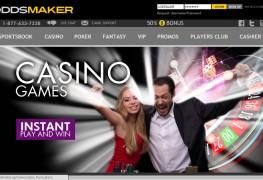 Odds Maker Casino MCPcom