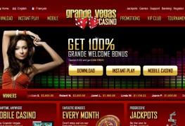 Grande Vegas Casino MCPcom
