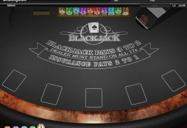 Black Jack Table game by Realistic Games MCPcom