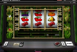 Snakes and Ladders Classic Slots by Realistic Games MCPcom