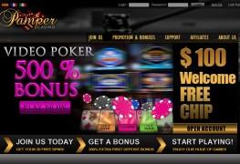 Pamper Casino MCPcom