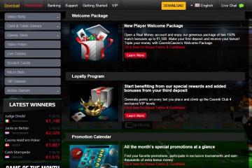 Cosmik Casino MCPcom bonus
