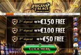 African Palace Casino MCPcom