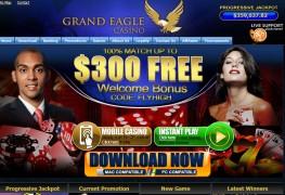 Grand Eagle Casino MCPcom home