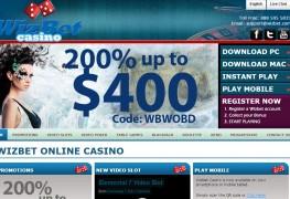 WizBet Casino MCPcom
