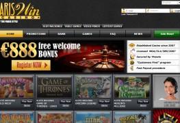 ParisWin Casino MCPcom home
