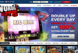 NordicSlots MCPcom home