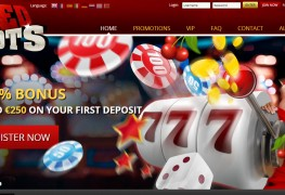 RedSlots MCPcom home