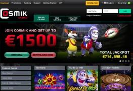 Cosmik Casino MCPcom