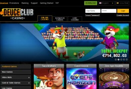 Deuce Club Casino MCPcom